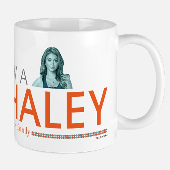 Modern Family I'm a Haley Light Mugs