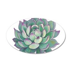 Succulent plant Wall Decal