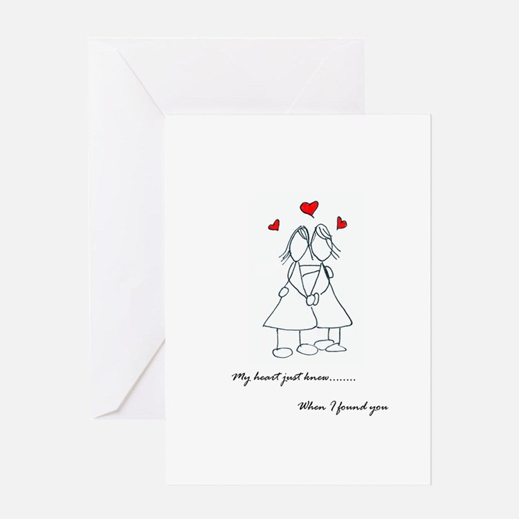 Lesbian Greeting Cards 7