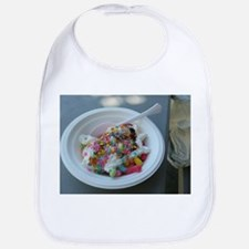 Funny Candy bowl Bib