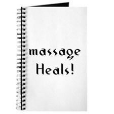 massage Heals! Journal