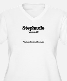 Stephanie Version 1.0 T-Shirt