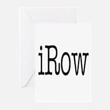 iRow bi Greeting Cards