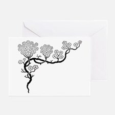 """Dogwood"" Greeting Cards (Pk of 20)"