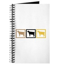 Cow Squares Journal