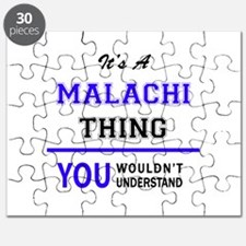 It's MALACHI thing, you wouldn't understand Puzzle