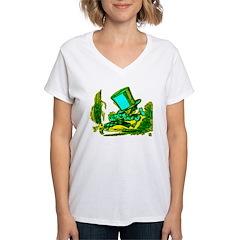 Mad Hatter Running Shirt