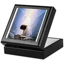 Keepsake Box religious design