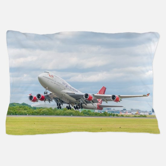 Cute Airplanes Pillow Case