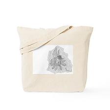 tatoo Tote Bag