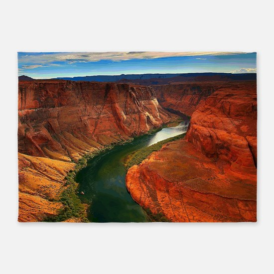 Grand Canyon, Arizona 5'x7'Area Rug
