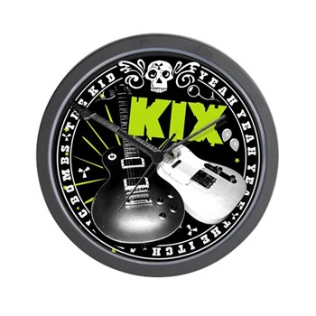 KIX Wall Clock