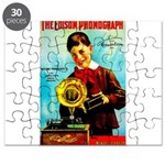 The Edison Phonograph Puzzle