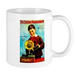 The Edison Phonograph Mugs