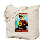 The Edison Phonograph Tote Bag
