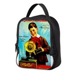 The Edison Phonograph Neoprene Lunch Bag