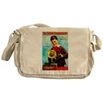 The Edison Phonograph Messenger Bag