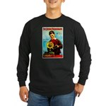 The Edison Phonograph Long Sleeve T-Shirt