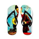 The Edison Phonograph Flip Flops