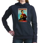 The Edison Phonograph Women's Hooded Sweatshirt