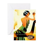 Tuborg Classic Liquor Greeting Cards