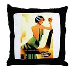 Tuborg Classic Liquor Throw Pillow