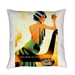 Tuborg Classic Liquor Everyday Pillow
