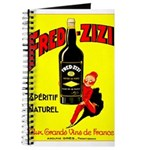 Fred-Zizi Aperitif Journal
