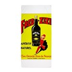 Fred-Zizi Aperitif Beach Towel