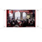 Canadian Sesquicentennial Print Banner