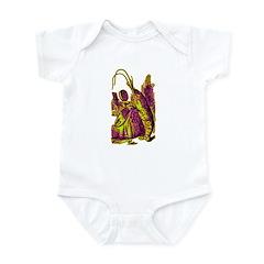 Lobster Infant Bodysuit