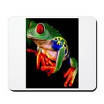Colorful Frog Mousepad