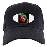 Colorful Frog Baseball Hat