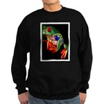Colorful Frog Sweatshirt