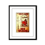 New Orleans Framed Panel Print