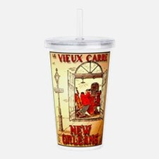 New Orleans Acrylic Double-wall Tumbler