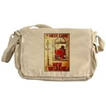 New Orleans Messenger Bag