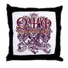 Omega Throw Pillow