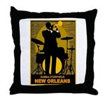 Samba D'Orpheus New Orleans Trumpet Player Throw P