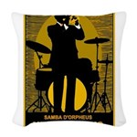 Samba D'Orpheus New Orleans Trumpet Player Woven T