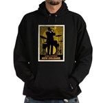 Samba D'Orpheus New Orleans Trumpet Player Hoodie