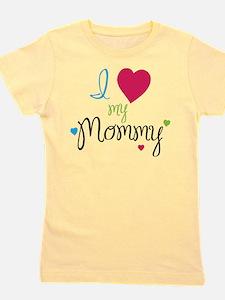 Cute Mommy Girl's Tee
