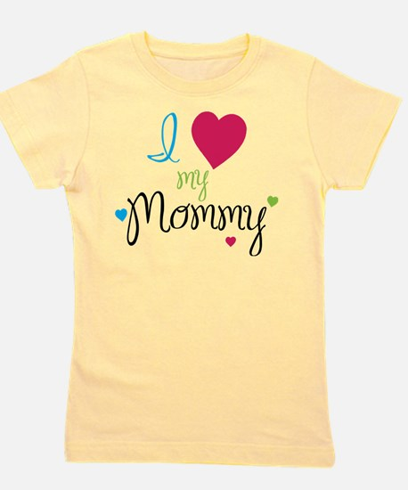 Cute Dads day Girl's Tee