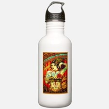 Chapel Tattooed Beautiful Lady Water Bottle