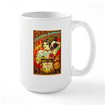 Chapel Tattooed Beautiful Lady Mugs
