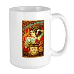 Chapel Tattooed Beautiful Lady Mugs