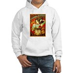 Chapel Tattooed Beautiful Lady Hoodie Sweatshirt