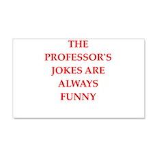 professor Wall Decal