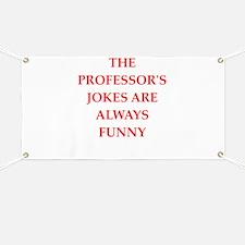 professor Banner