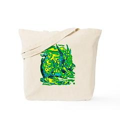 Mock Turtle & Gryphon Tote Bag